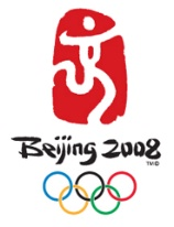 Logo of 2008 Olympic Games: Tournament Men